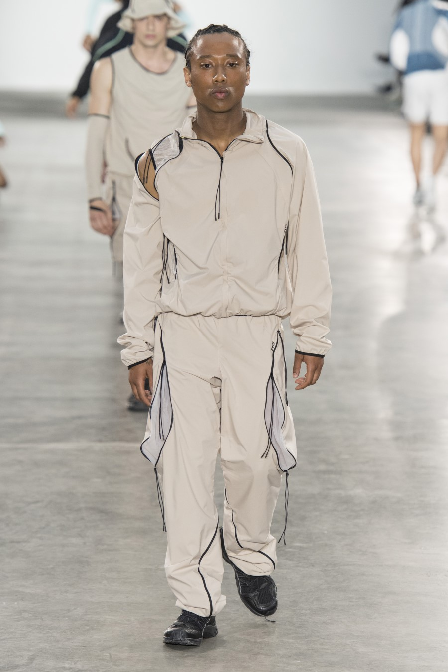 Fashion East - Saul Nash - Printemps-Été 2020 - London Fashion Week Men's