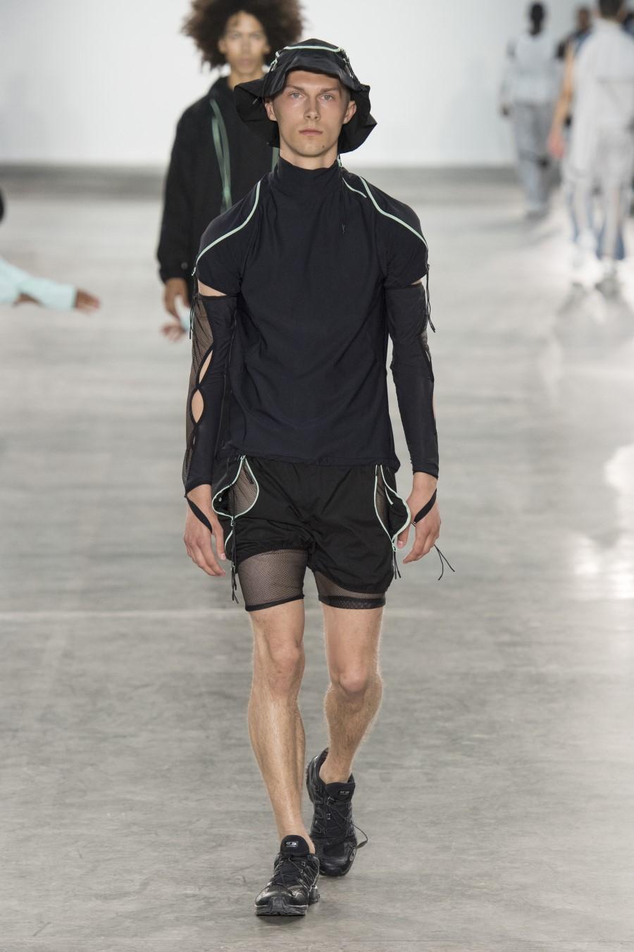 Fashion East - Saul Nash - Printemps-Été 2020 - London Fashion Week Men's