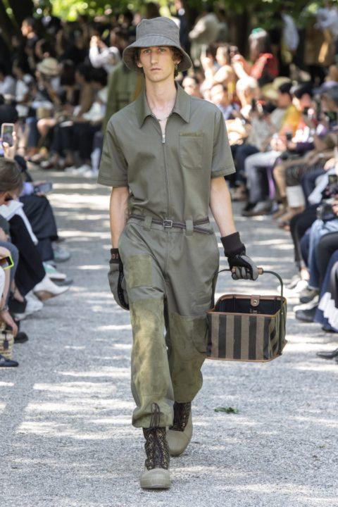 Fendi - Printemps-Été 2020 - Milan Fashion Week