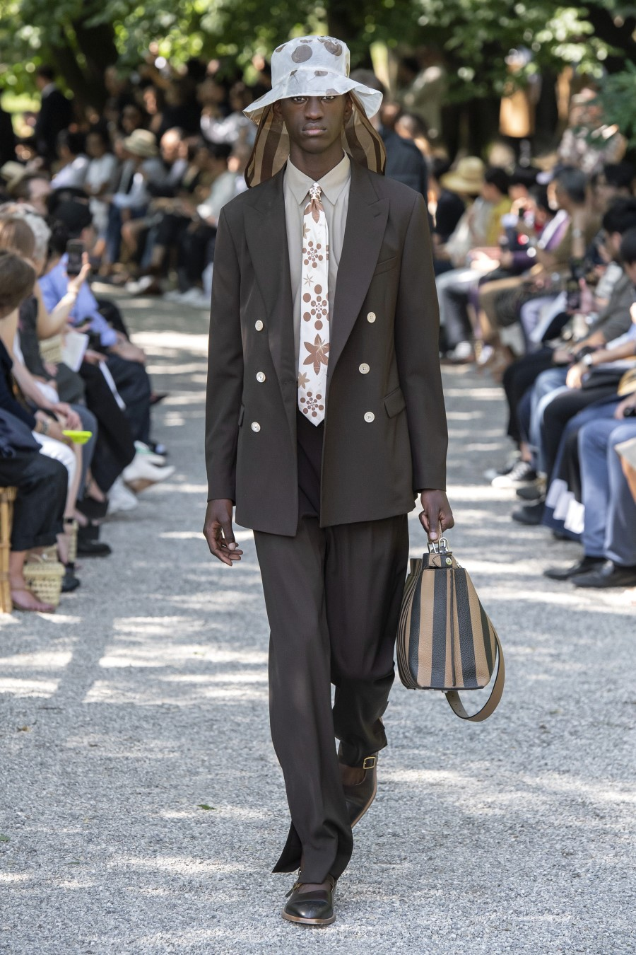 Fendi - Printemps-Été 2020 - Milan Fashion Week