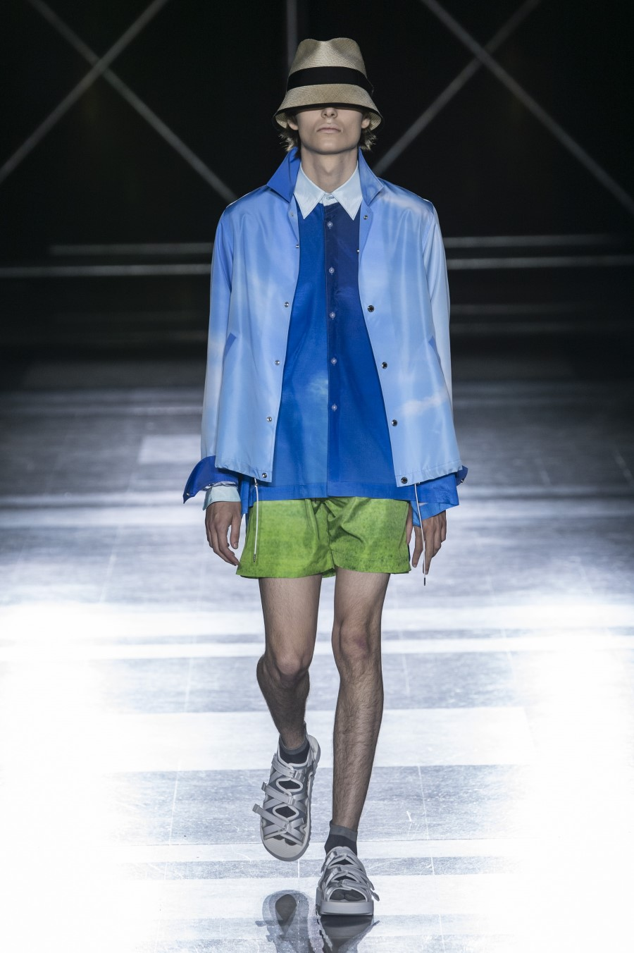 Fumito Ganryu - Printemps-Été 2020 - Paris Fashion Week
