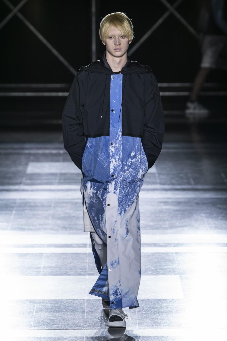 Fumito Ganryu - Printemps-Été 2020 - Paris Fashion Week