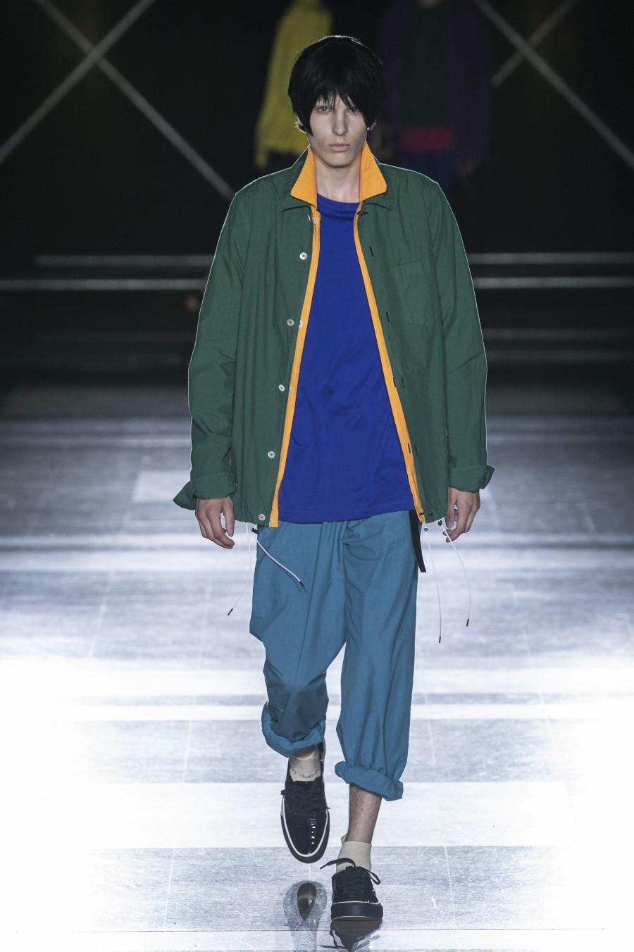 Fumito Ganryu – Printemps/Été 2020 – Paris Fashion Week Homme