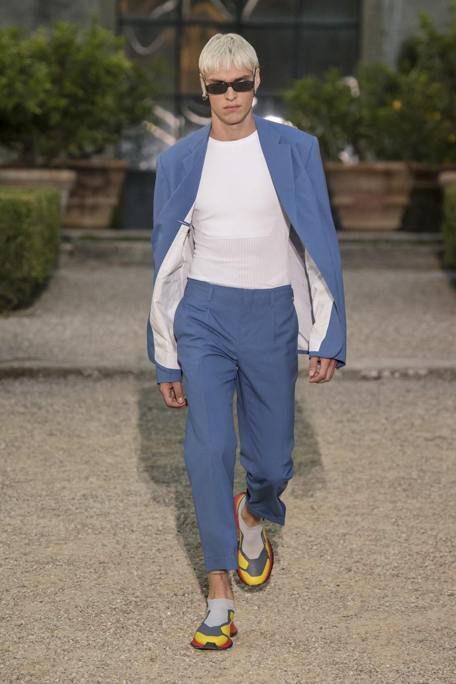 Givenchy - Printemps-Été 2020 - New York Fashion Week Men's