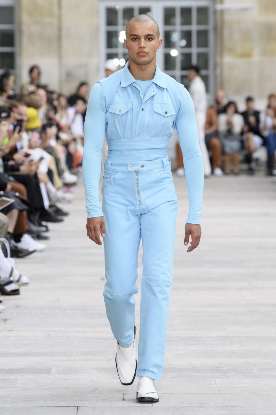 GmbH - Printemps-Été 2020 - Paris Fashion Week