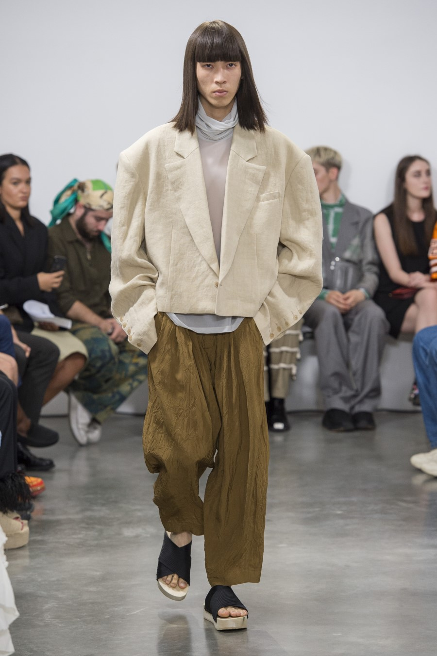 Hed Mayner - Printemps-Été 2020 - Paris Fashion Week
