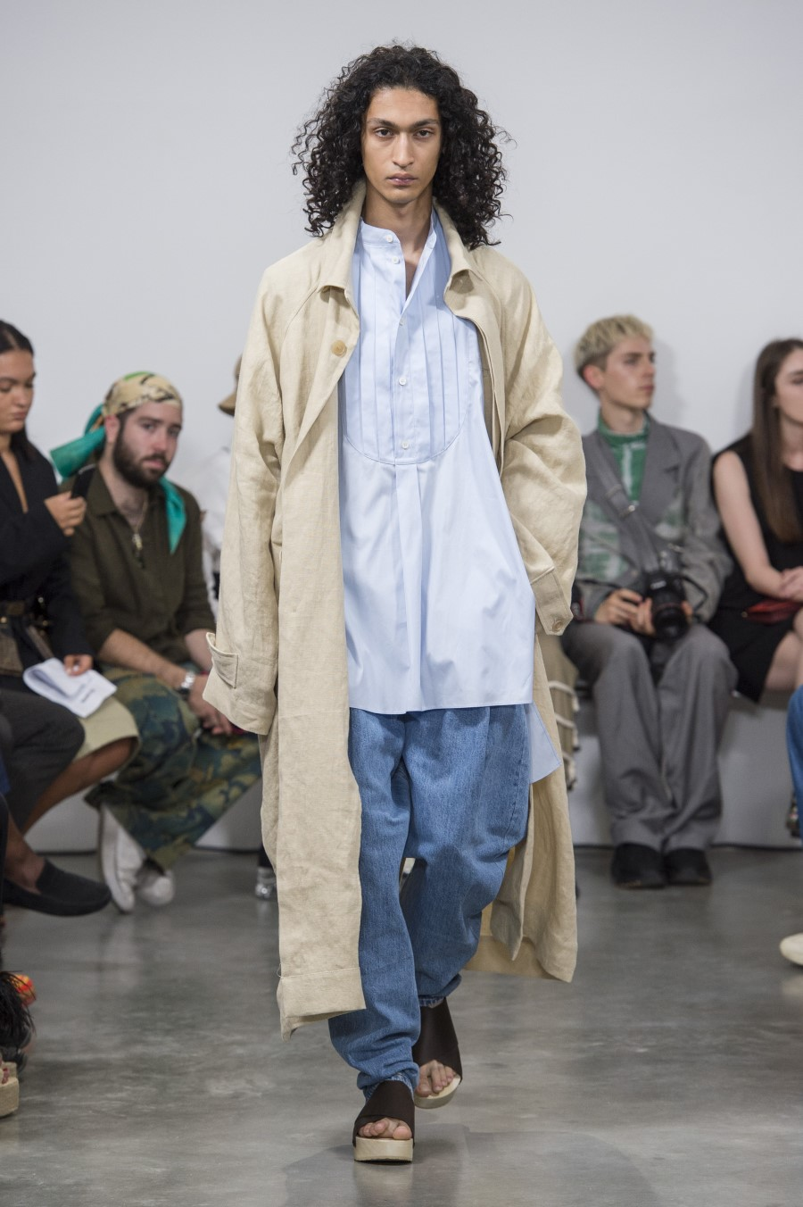 Hed Mayner - Printemps-Été 2020 - Paris Fashion Week