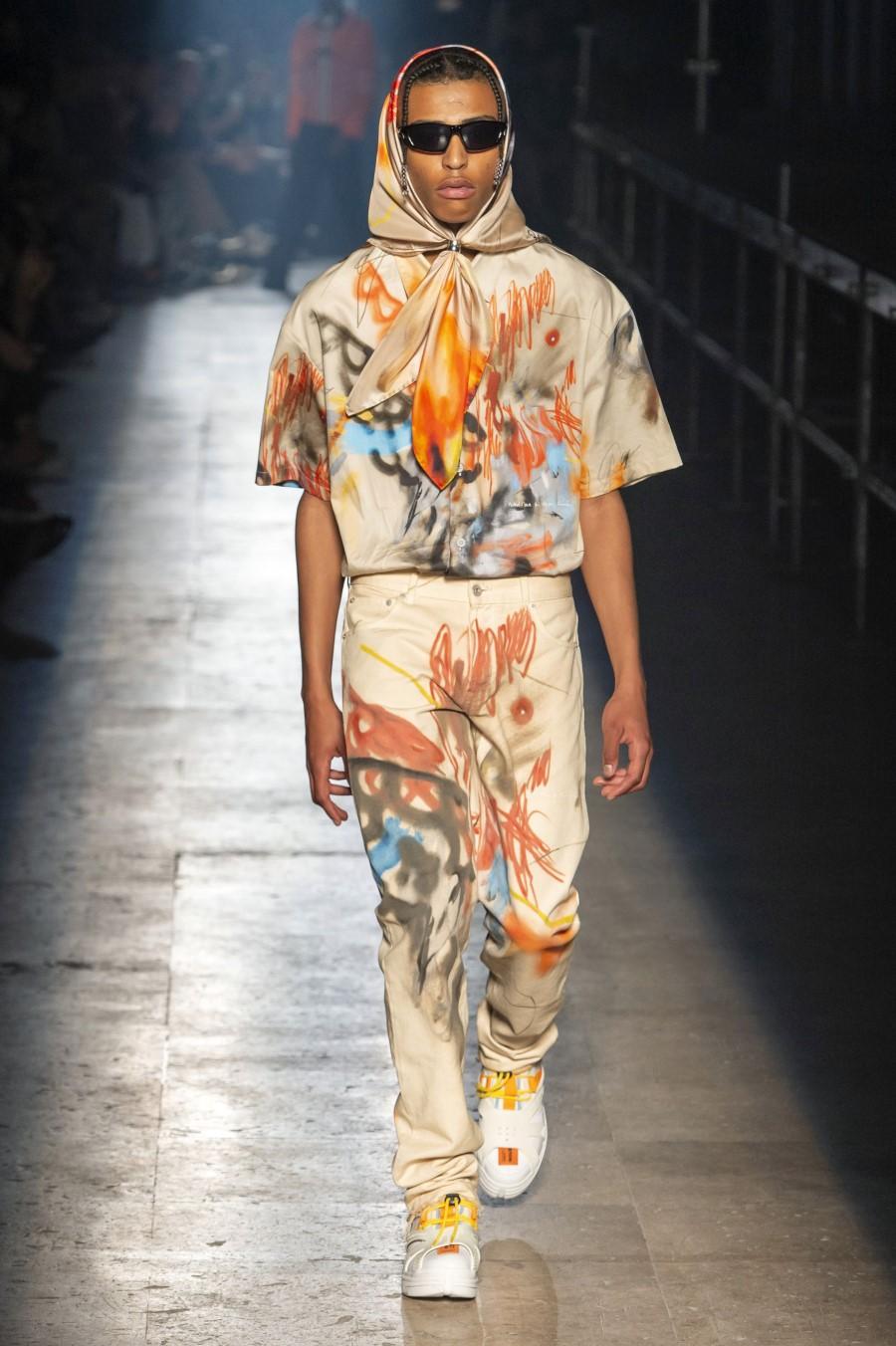 Heron Preston - Printemps-Été 2020 - Paris Fashion Week