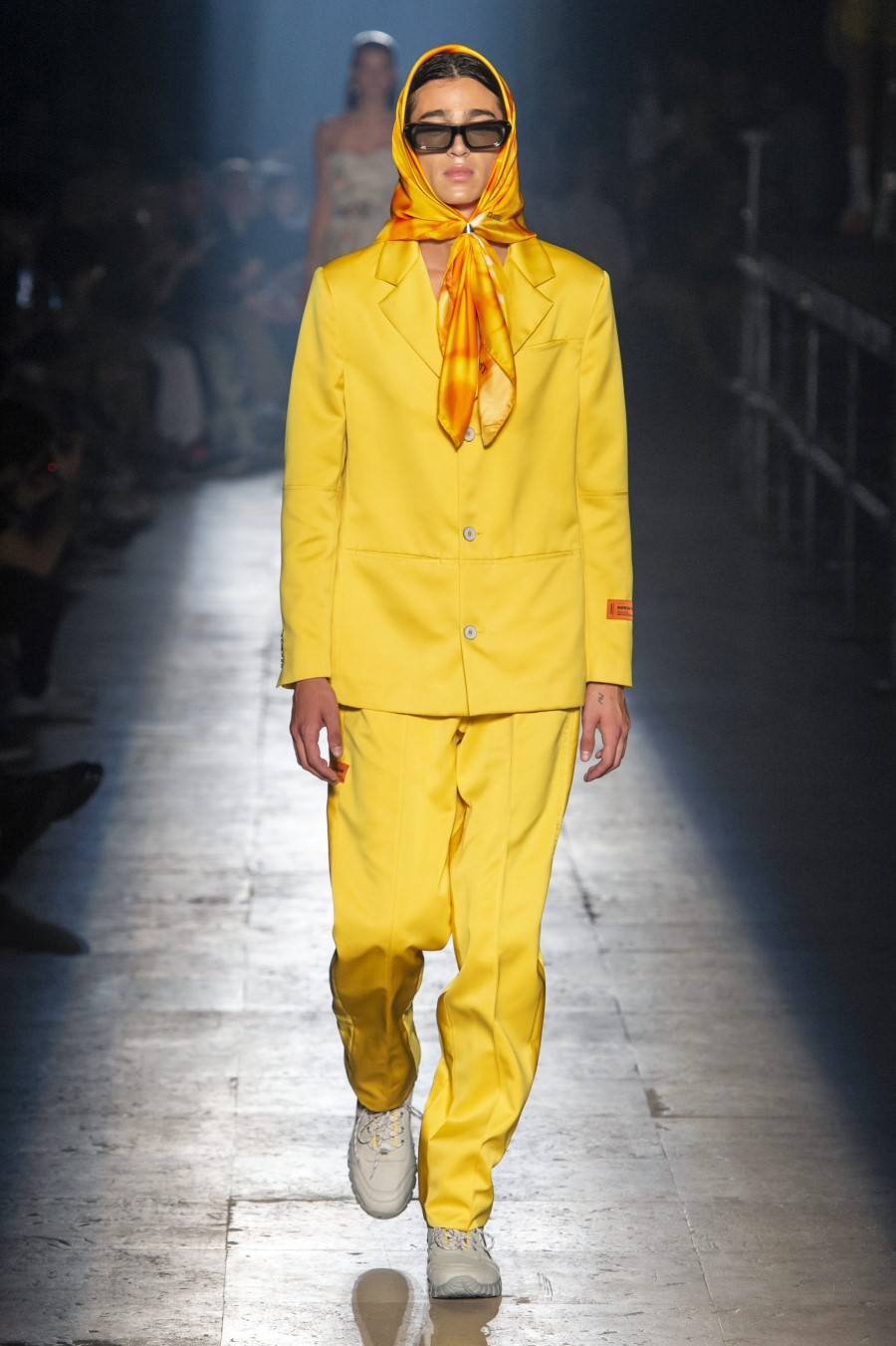 Heron Preston - Printemps-Été 2020 - Paris Fashion Week