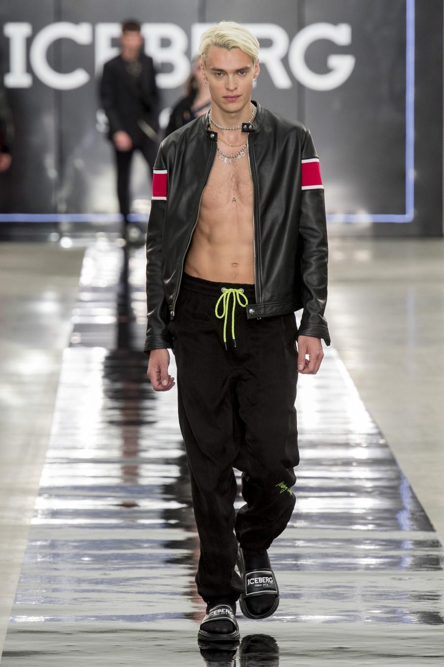 Iceberg - Printemps-Été 2020 - London Fashion Week Men's