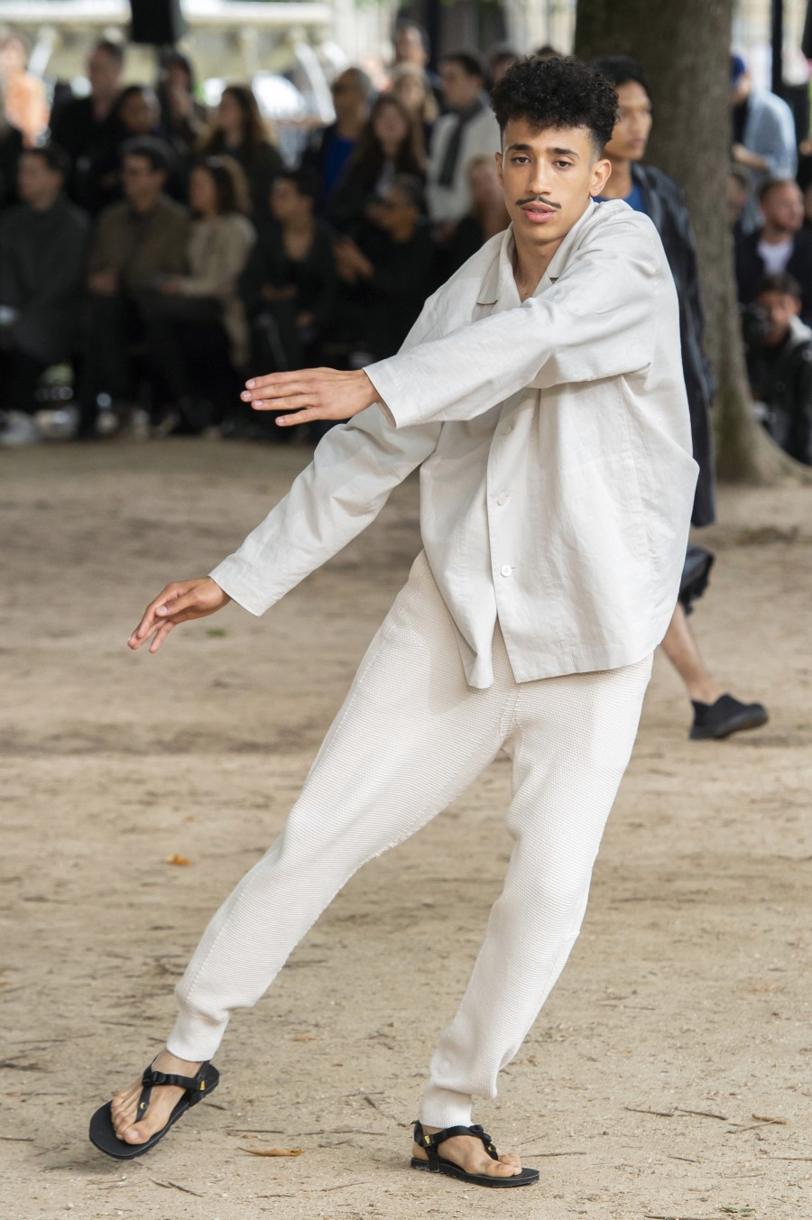 Issey Miyake Homme Plissé - Printemps-Été 2020 - Paris Fashion Week
