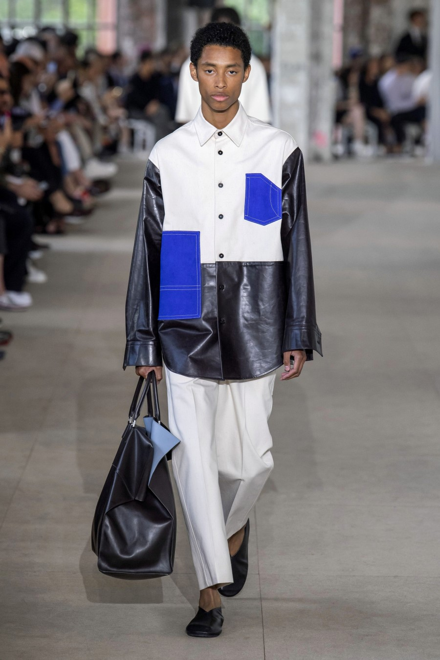 Jil Sander - Printemps-Été 2020 - Paris Fashion Week