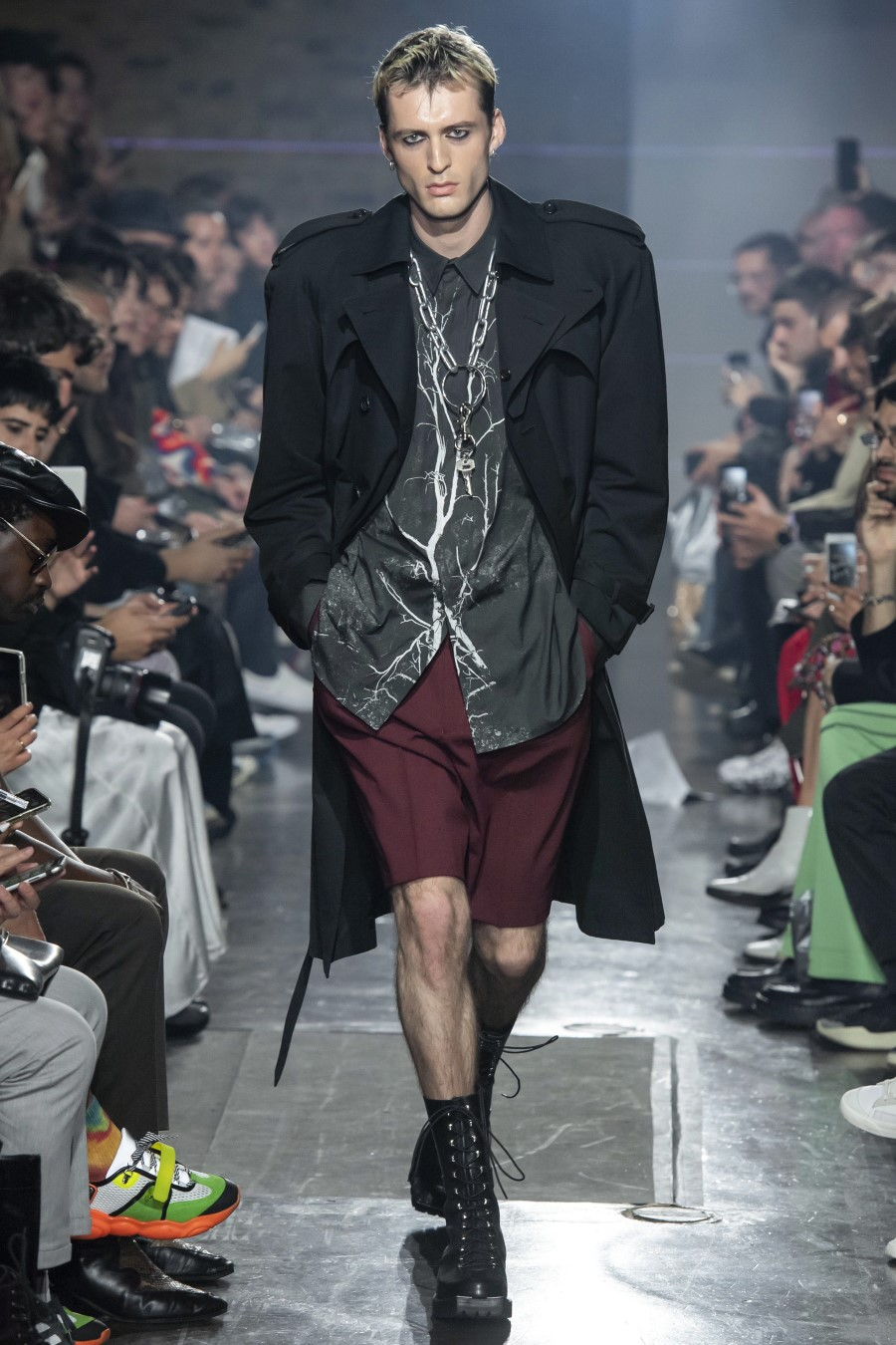 John Lawrence Sullivan - Printemps-Été 2020 - London Fashion Week Men's