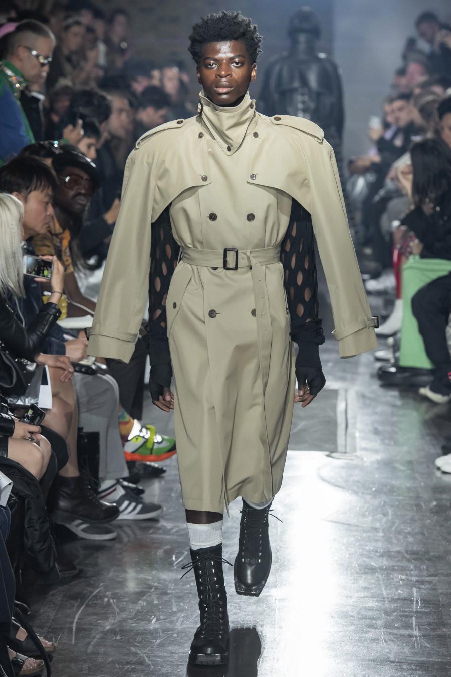 John Lawrence Sullivan - Printemps-Été 2020 - London Fashion Week Men's