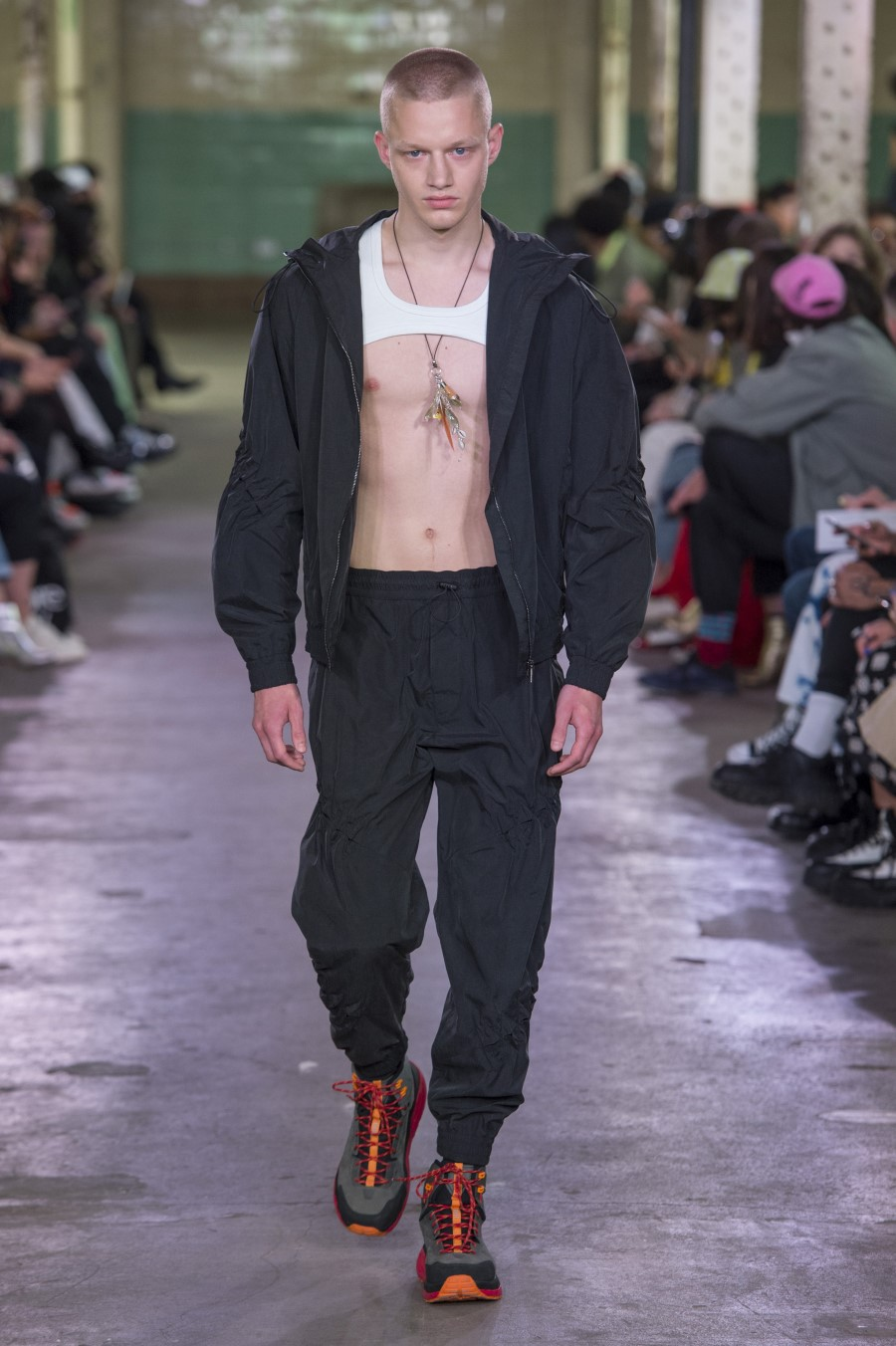 JordanLuca - Printemps-Été 2020 - London Fashion Week Men's