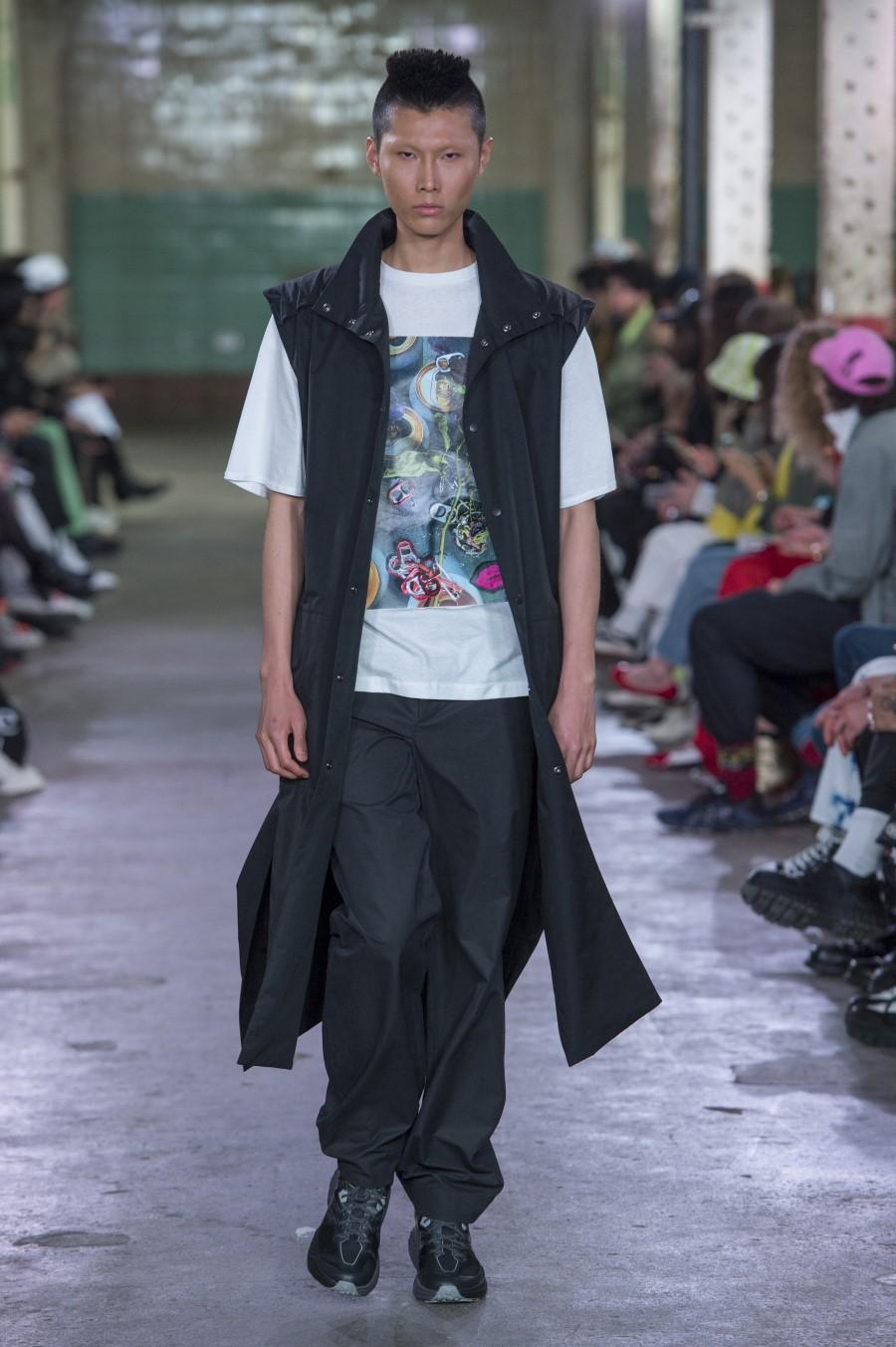 JordanLuca - Printemps-Été 2020 - London Fashion Week Men's