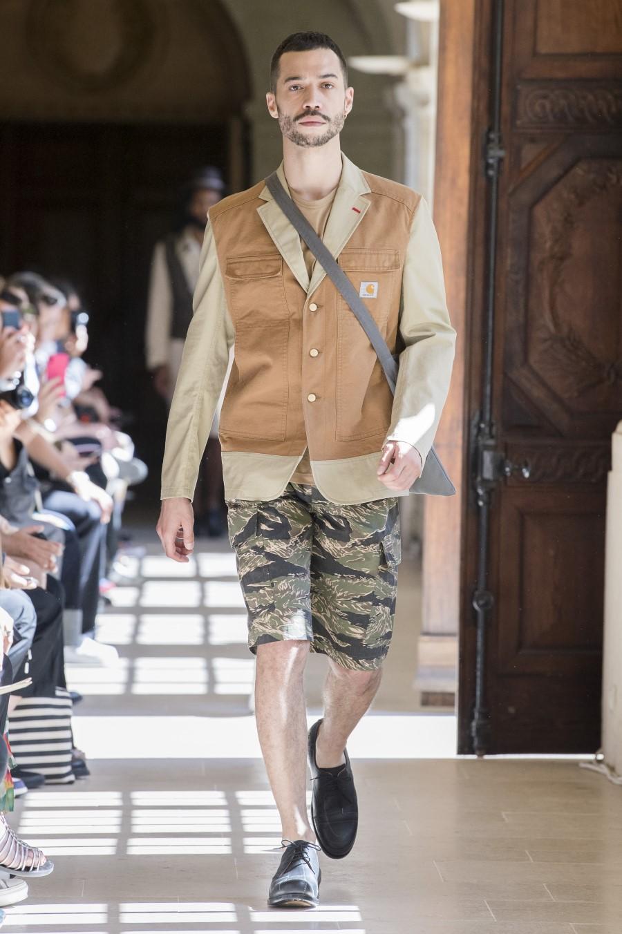 Junya Watanabe MAN - Printemps-Été 2020 - Paris Fashion Week