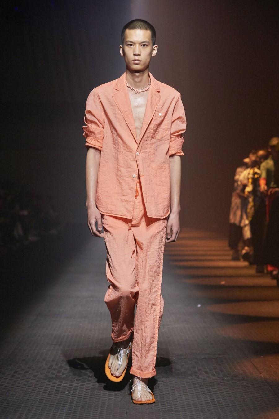 Kenzo - Printemps-Été 2020 - Paris Fashion Wee