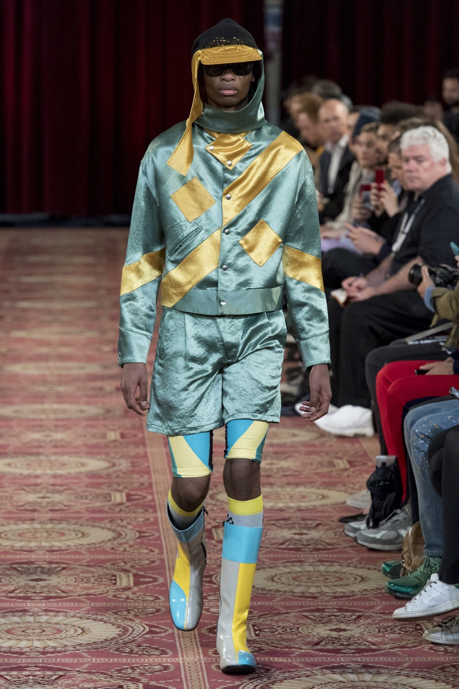 Kiko Kostadinov - Printemps-Été 2020 - London Fashion Week Men's