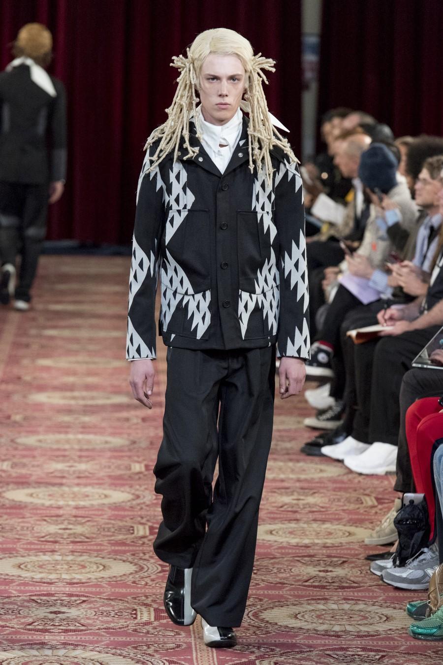 Kiko Kostadinov - Printemps-Été 2020 - London Fashion Week Men's