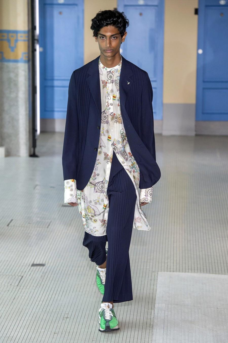 Lanvin - Printemps-Été 2020 - Paris Fashion Week