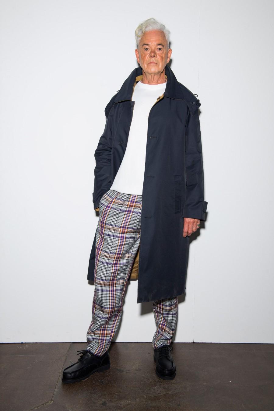 Lou Dalton – Printemps/Été 2020 – London Fashion Week Men's