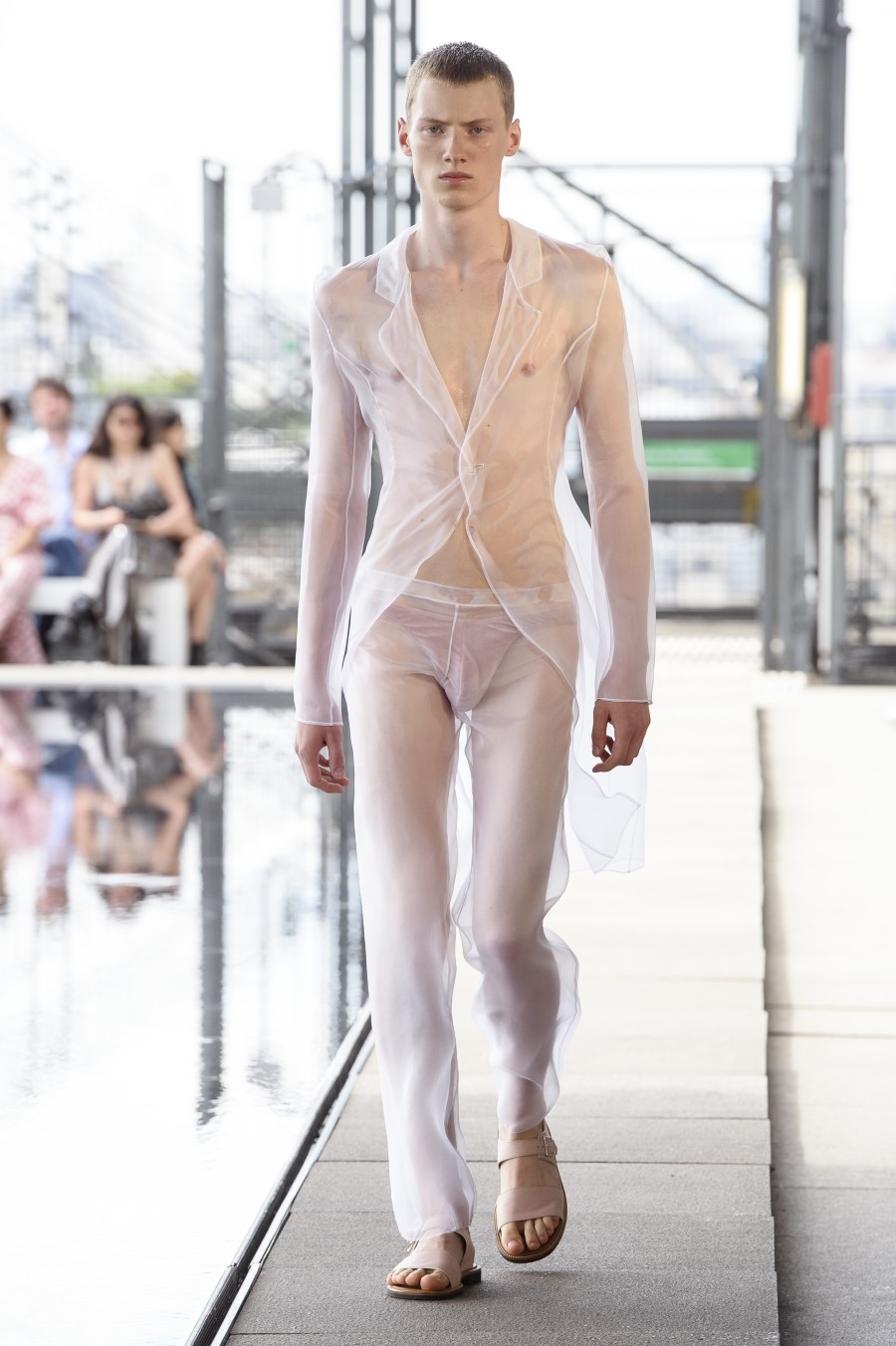 Ludovic de Saint Sernin - Printemps-Été 2020 - Paris Fashion Week