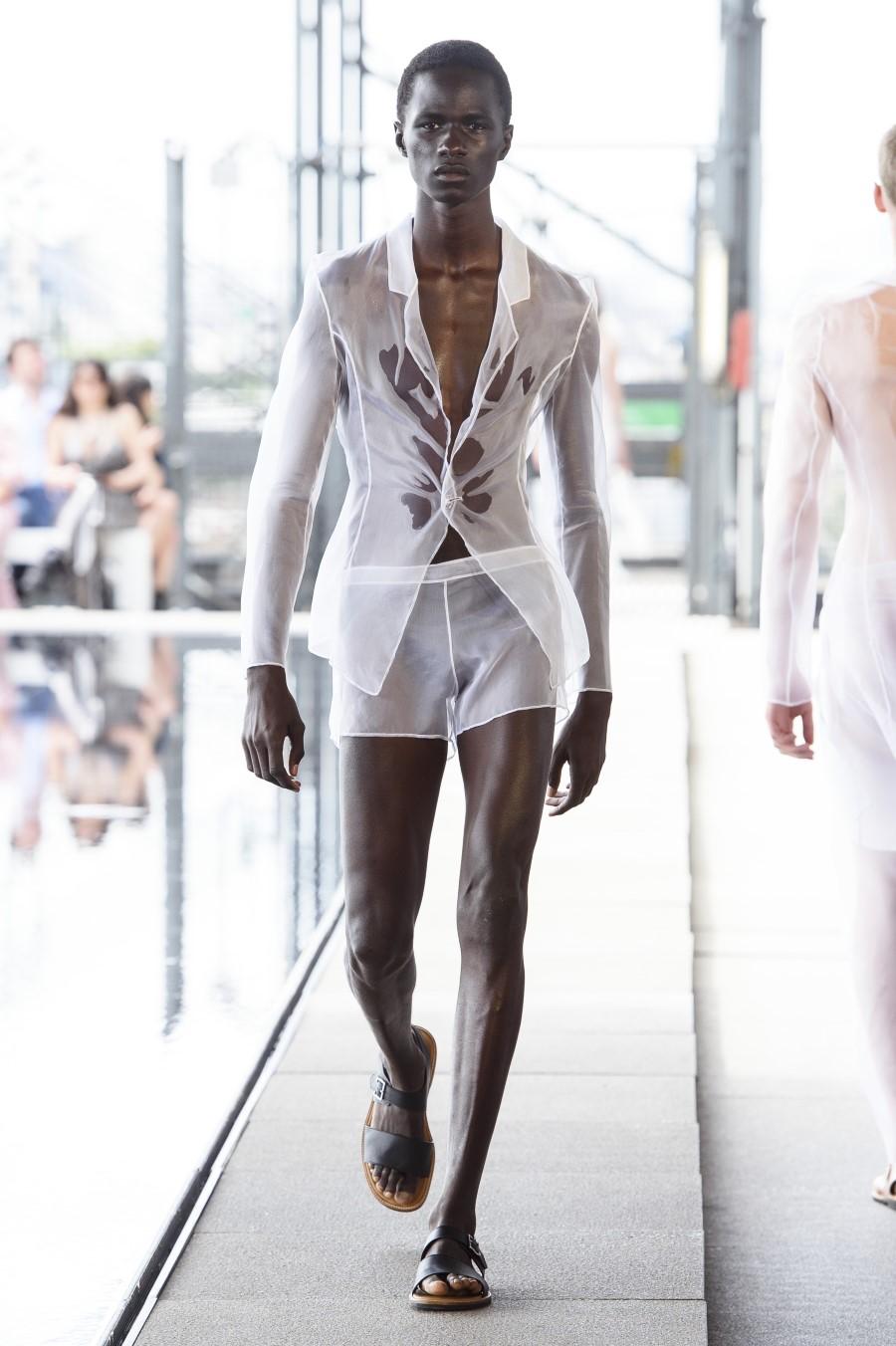 Ludovic de Saint Sernin - Printemps-Été 2020 - Paris Fashion Week
