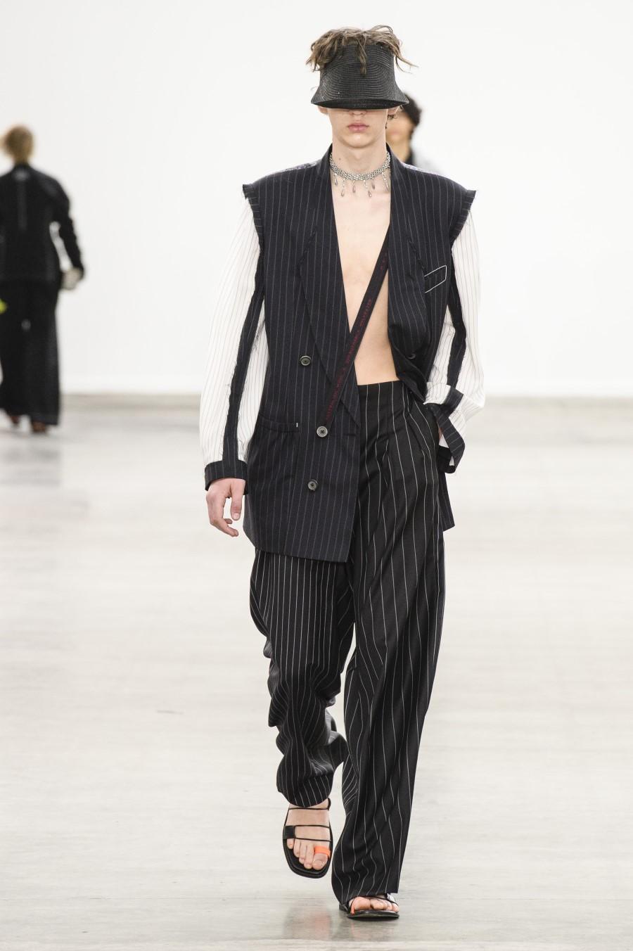 Münn - Printemps-Été 2020 - London Fashion Week Men's