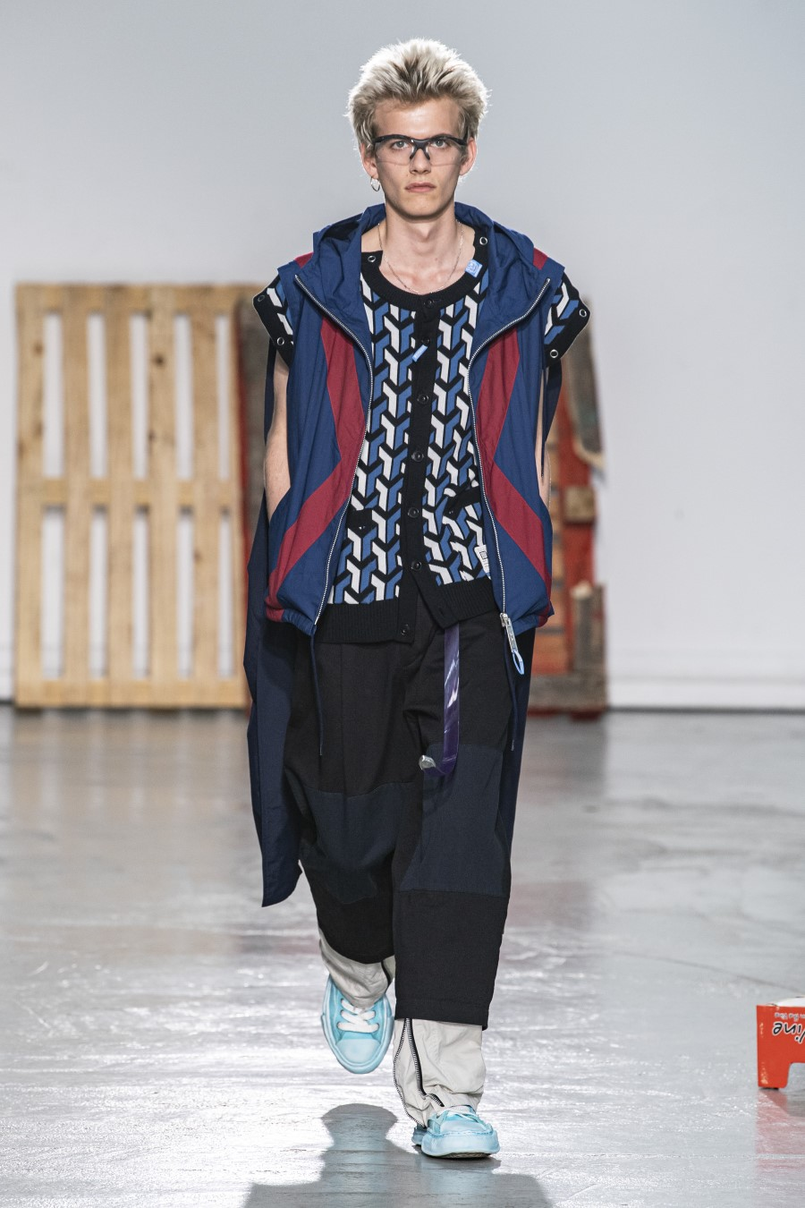 Maison Mihara Yasuhiro - Printemps-Été 2020 - Paris Fashion Week