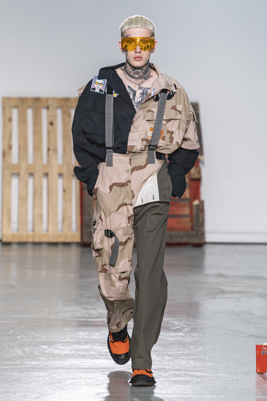 Maison Mihara Yasuhiro - Printemps-Été 2020 - Paris Fashion Week