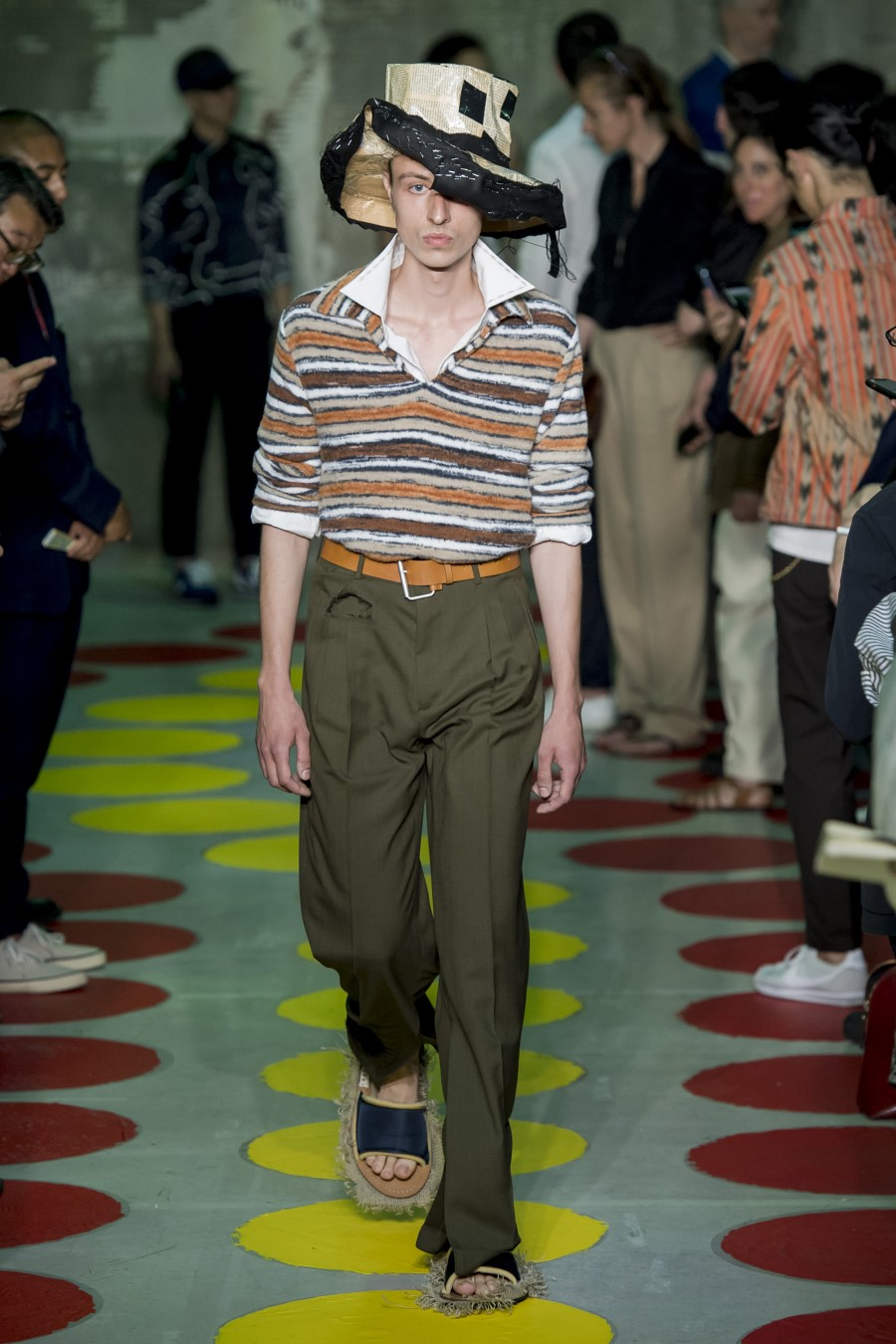 Marni - Printemps-Été 2020 - Milan Fashion Week