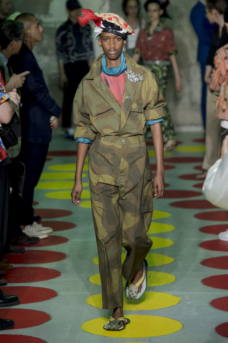 Marni - Printemps-Été 2020 - Milan Fashion Week