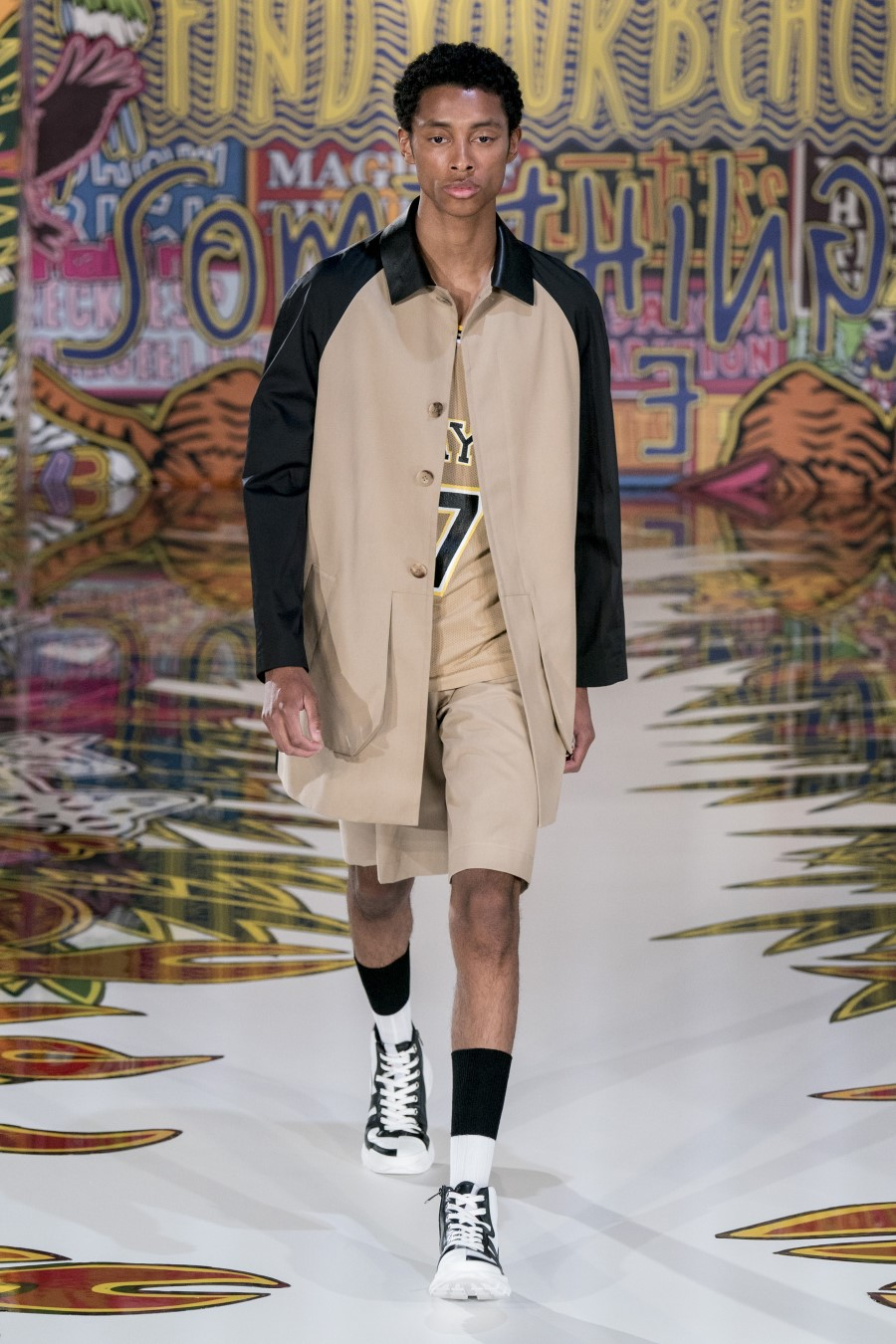 Neil Barrett - Printemps-Été 2020 - Milan Fashion Week