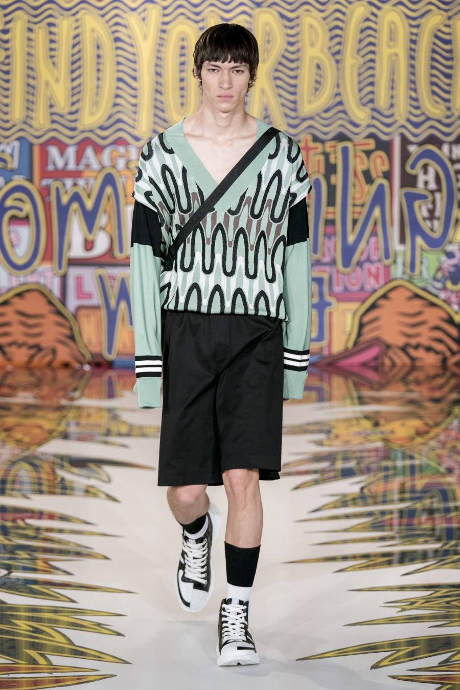 Neil Barrett - Printemps-Été 2020 - Milan Fashion Week