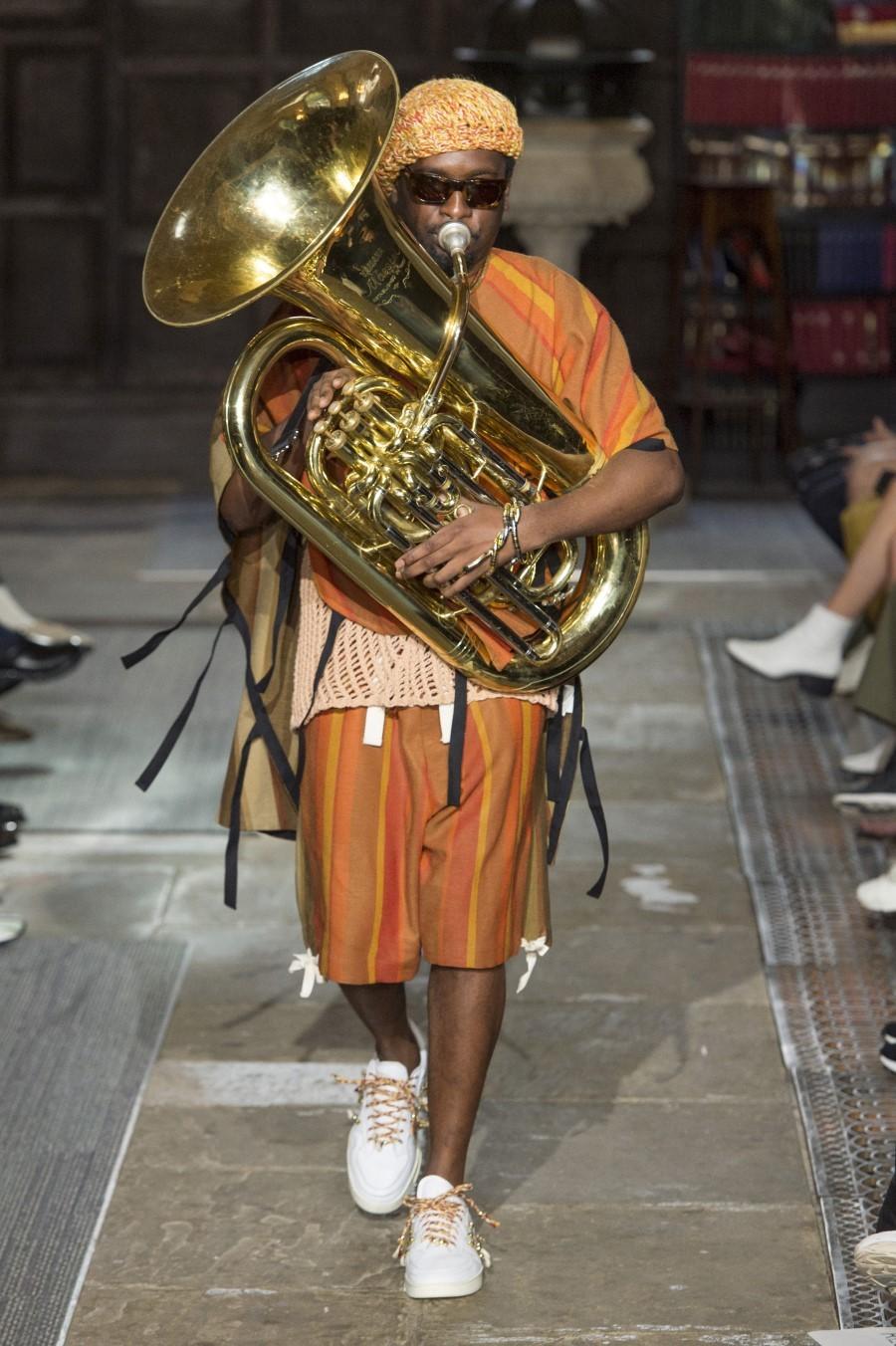 Nicholas Daley - Printemps-Été 2020 - London Fashion Week Men's