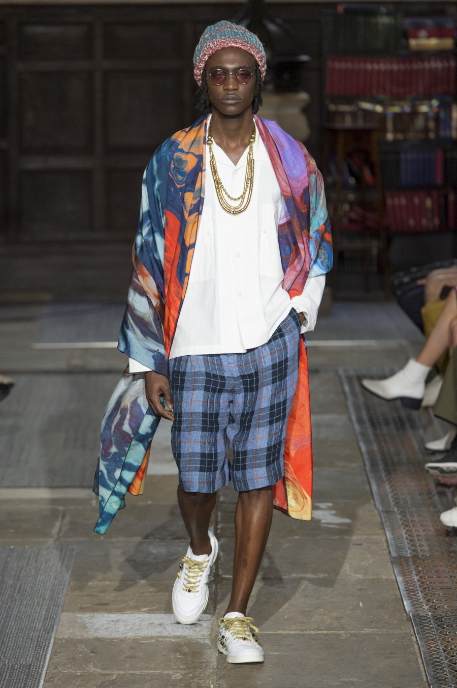Nicholas Daley - Printemps-Été 2020 - London Fashion Week Men's