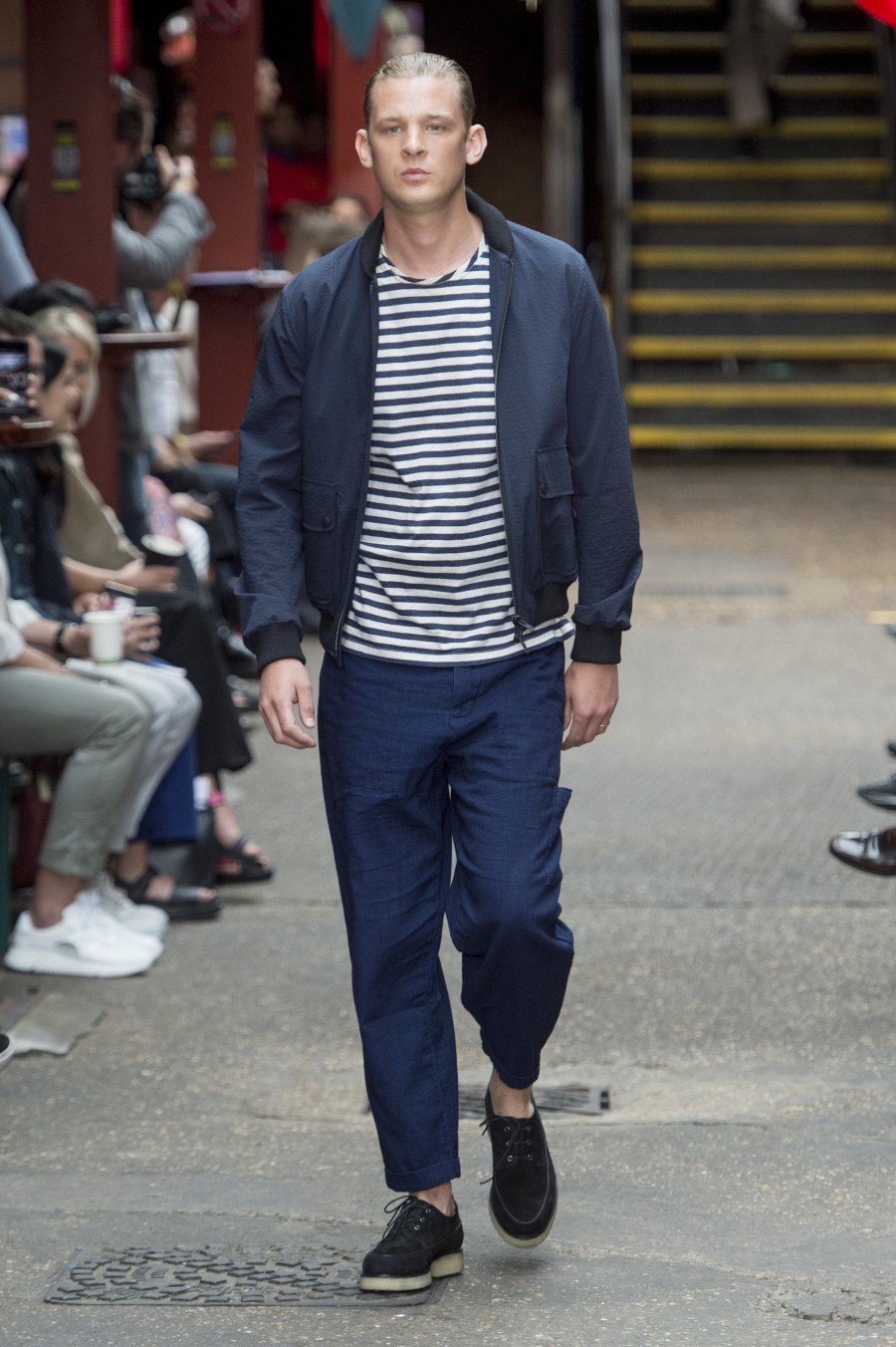 Oliver Spencer - Printemps-Été 2020 - London Fashion Week Men's