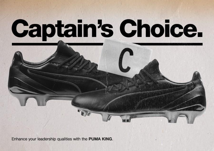 PUMA KING Platinum x Thierry Henry