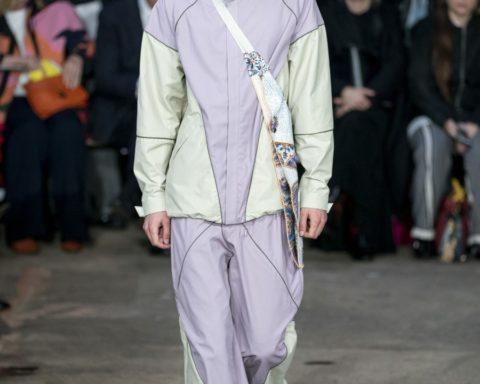 Paria Farzaneh Printemps Été 2020 - London Fashion Week Men's