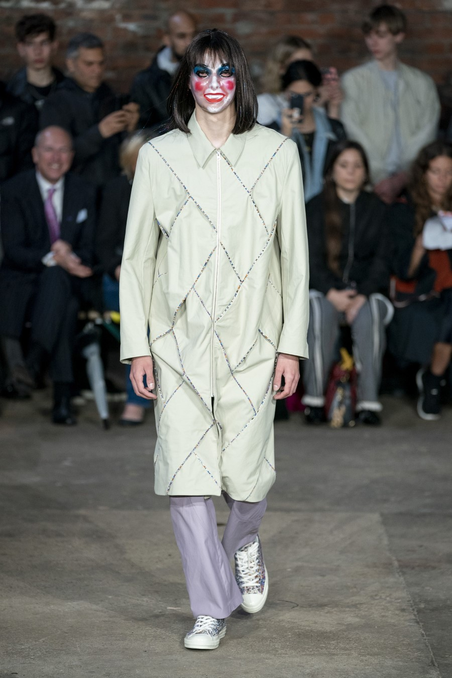 Paria Farzaneh Printemps Été 2020 - London Fashion Week Men's