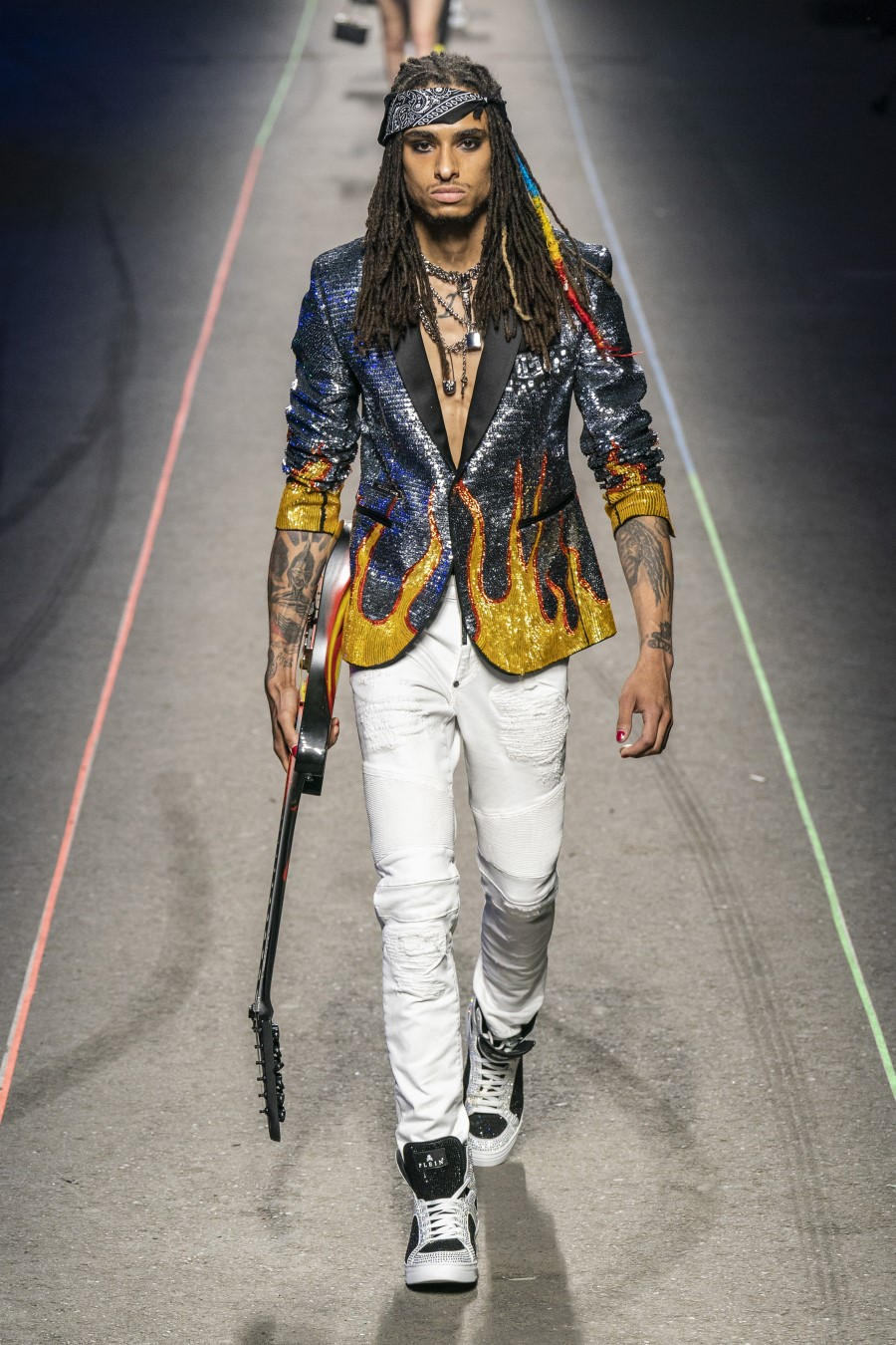 Philipp Plein - Printemps-Été 2020 - Milan Fashion Week