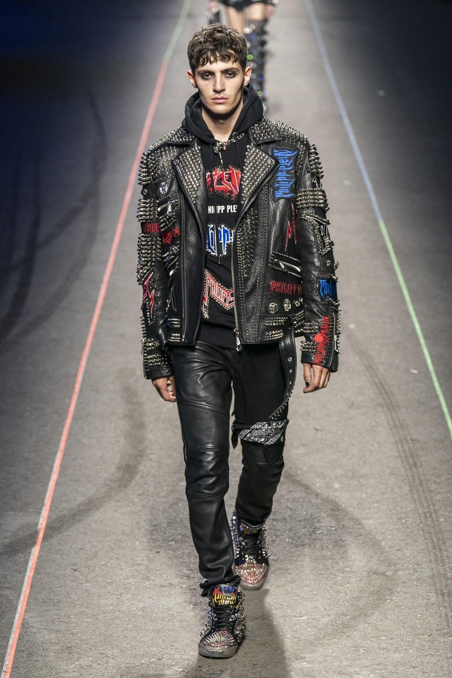 Philipp Plein – Printemps/Été 2020 – Milan Fashion Week Homme
