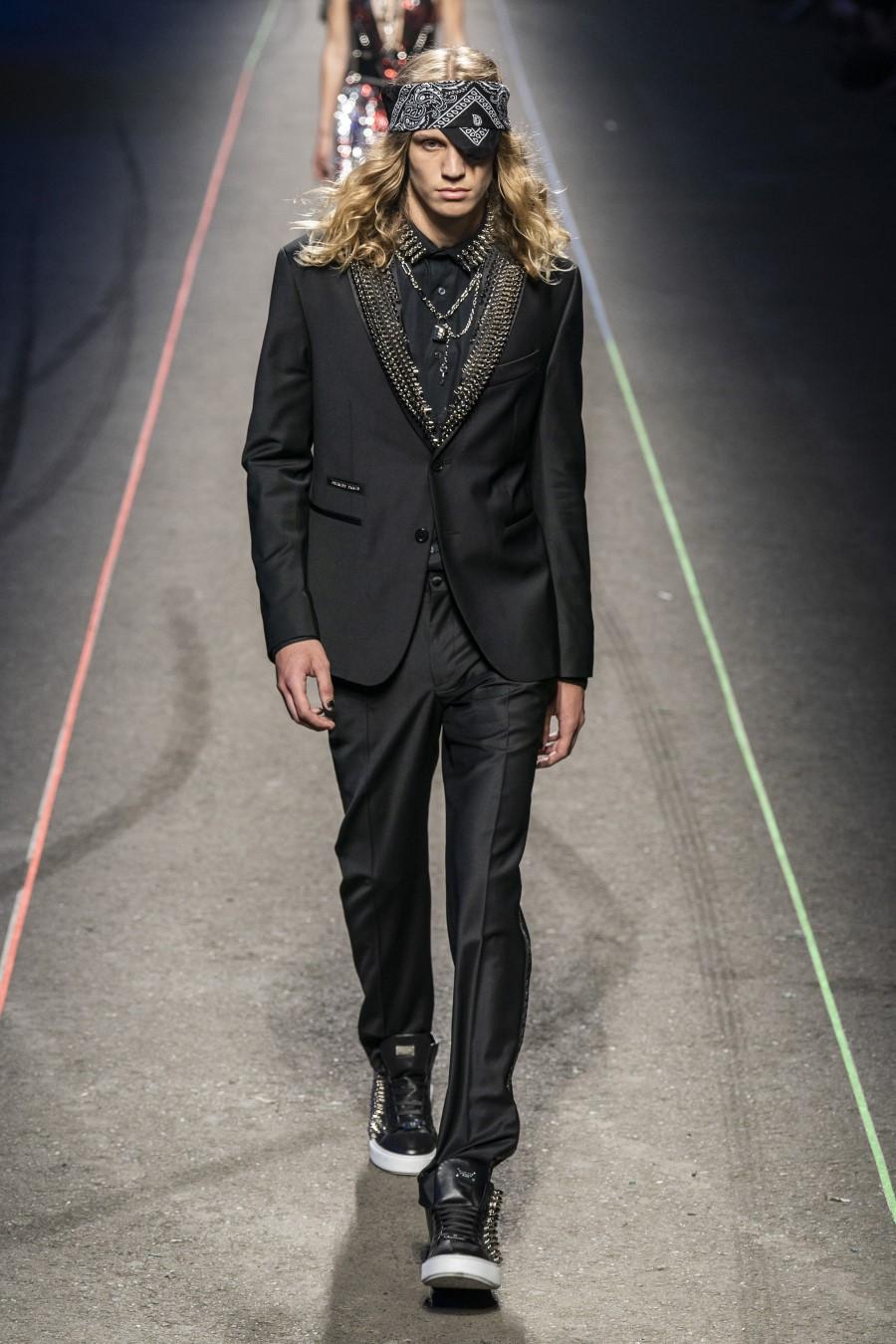 Philipp Plein - Printemps-Été 2020 - Milan Fashion Week