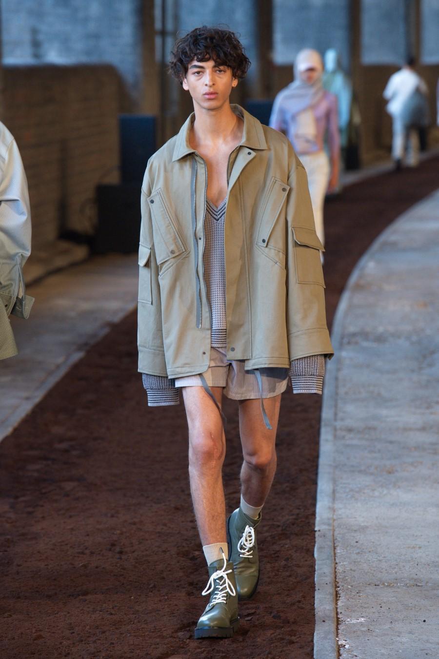 Qasimi - Printemps-Été 2020 - London Fashion Week Men's