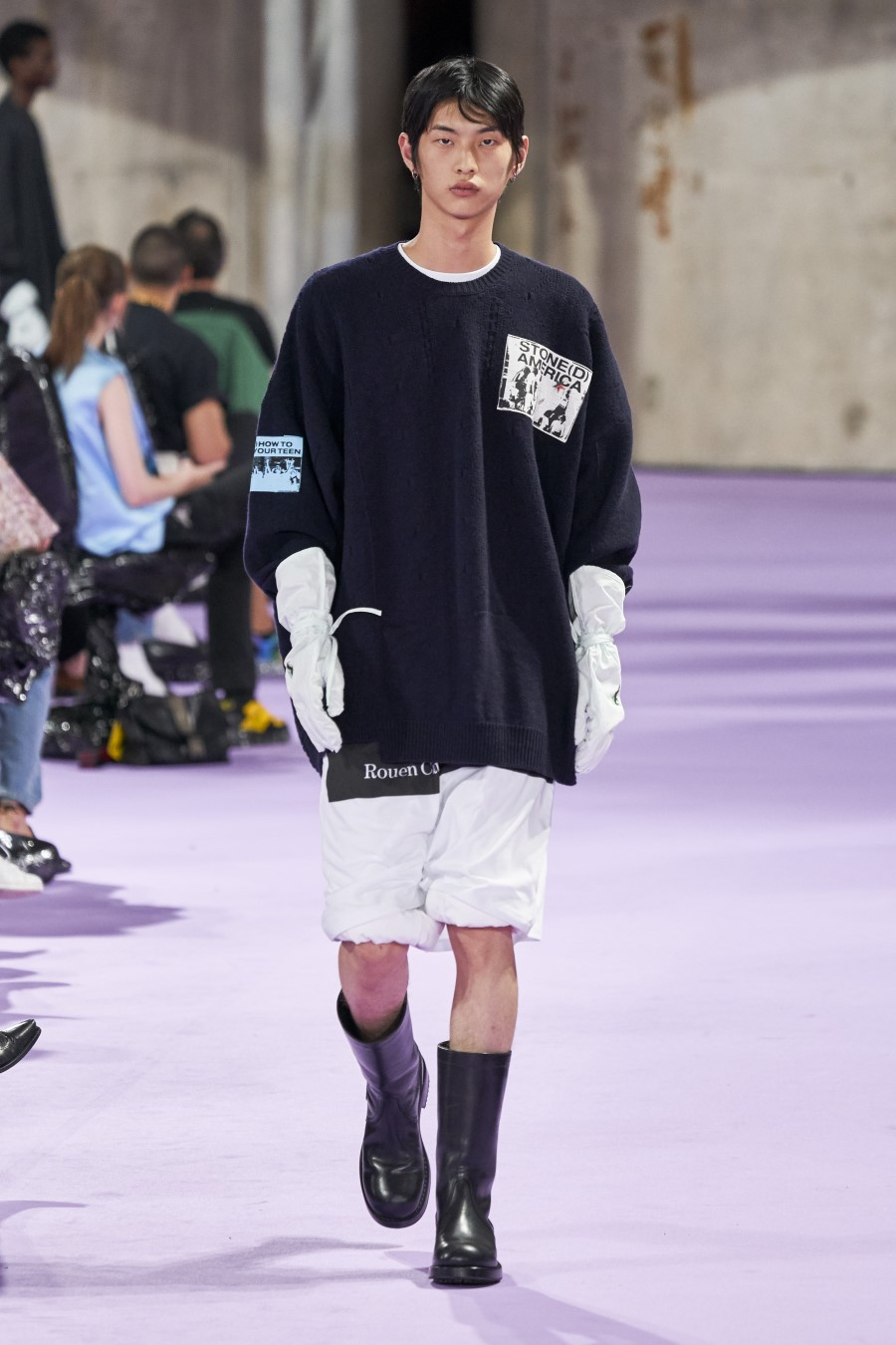 Raf Simons - Printemps-Été 2020 - Paris Fashion Week