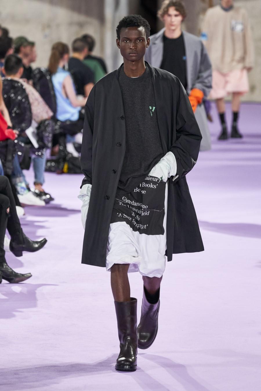 Raf Simons - Printemps-Été 2020 - Paris Fashion Week