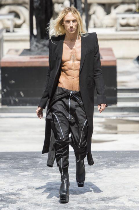 Rick Owens - Printemps-Été 2020 - Paris Fashion Week