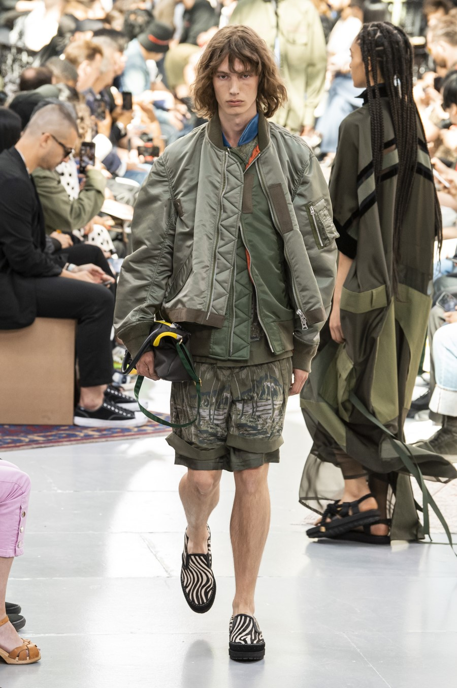 Sacai - Printemps-Été 2020 - Paris Fashion Week