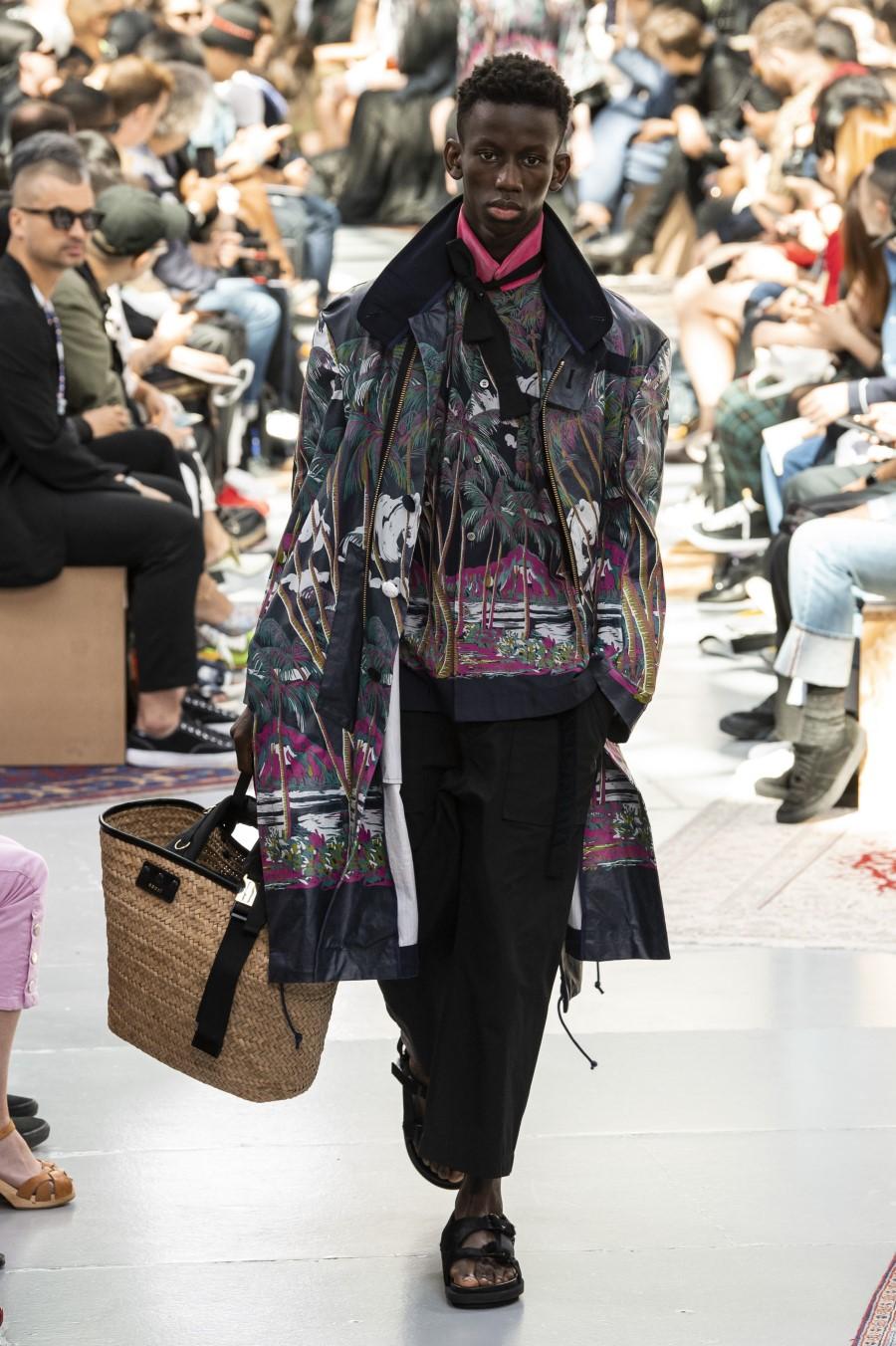 Sacai - Printemps-Été 2020 - Paris Fashion Week